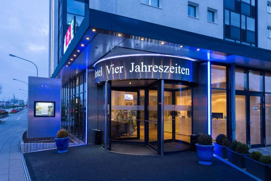 Hotel 4 Jahreszeiten Lubeck 4 Sterne Hotel Lubeck