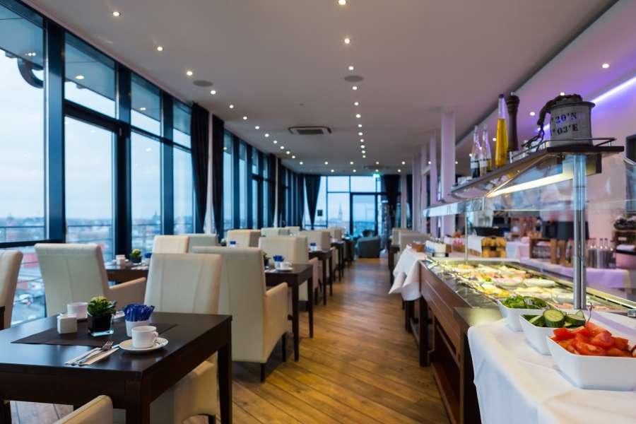 Restaurant In Lubeck Hotel Vier Jahreszeiten Lubeck