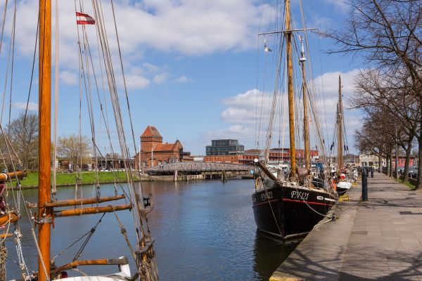 Discover the Hanseatic city of Lübeck